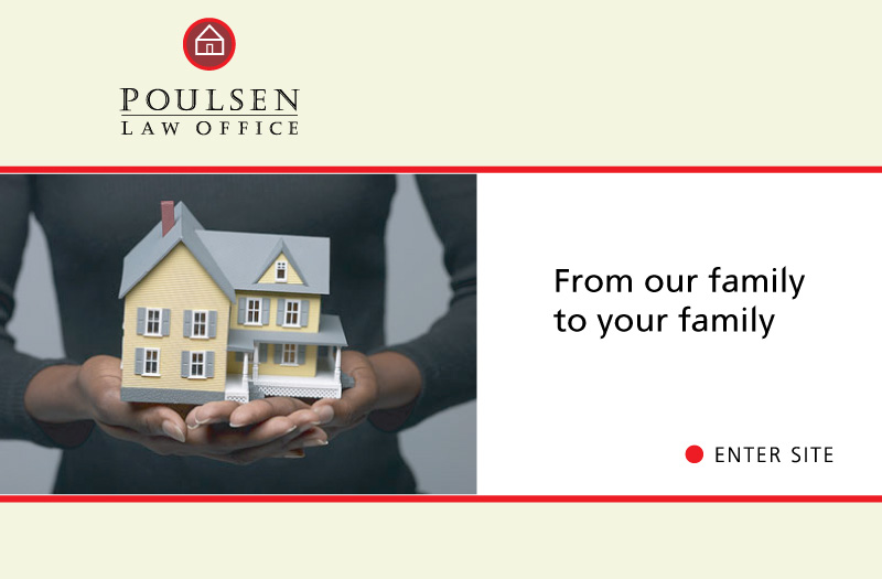 Welcome to Poulsen Law Office